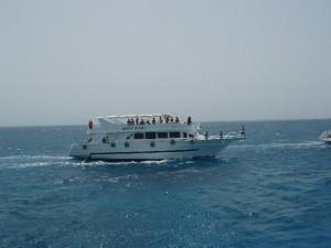 dykbat 300x225 - Dykning & Snorkling