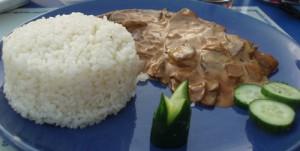 Veal Piccata - Tips på mat i El Gouna